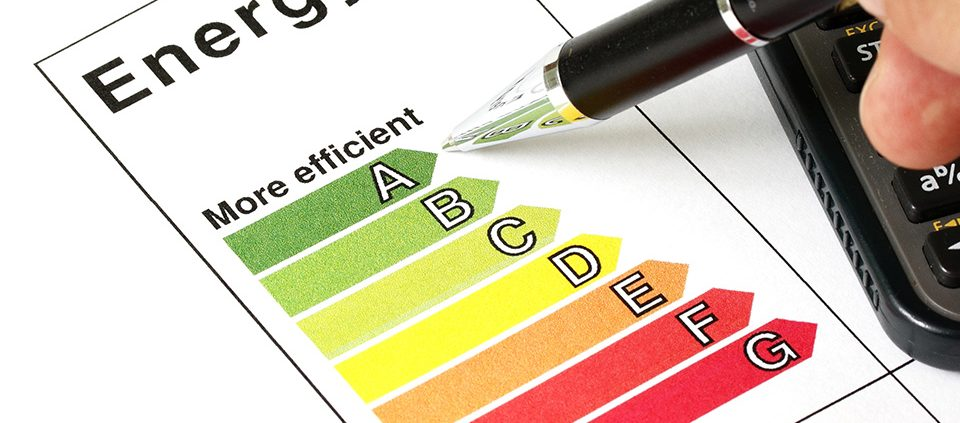 New energy efficiency regulations start in April 2018: landlords risk hefty fines for low EPC properties